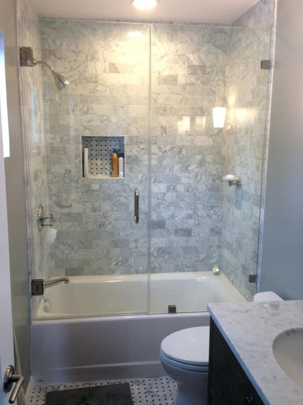 Showers and Tub Surrounds | Northeast Custom Granite