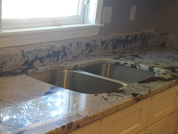 Marble And Granite Countertops Caulking